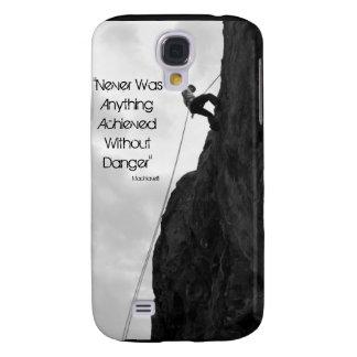 Danger Rock Climber 3g  Galaxy S4 Case