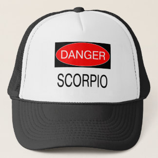 Danger - Scorpio Funny Astrology T-Shirt Hat Mug
