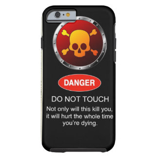 DANGER TOUGH iPhone 6 CASE