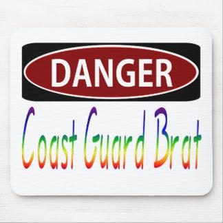 Dangercoast Guard Brat Mouse Pad