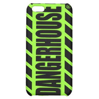 Dangerhouse Records iPhone 4 Case v 1