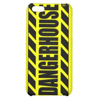 Dangerhouse Records iPhone 4 Case v 2