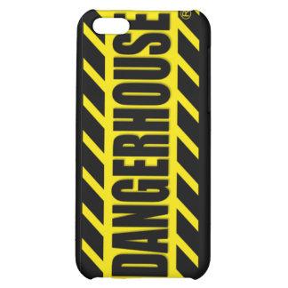 Dangerhouse Records iPhone 4 Case v 3