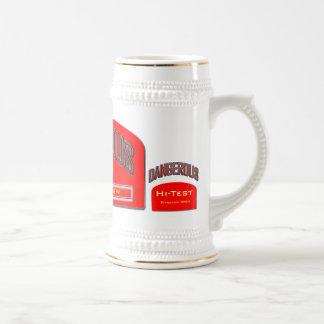 Dangerous Bob's Template Stein Beer Steins