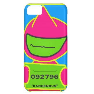 dangerous case iPhone 5C cover