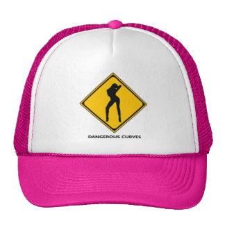 Dangerous Curves Trucker CAP