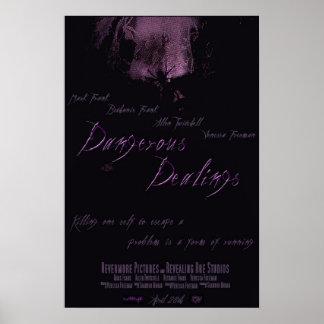 Dangerous Dealings poster