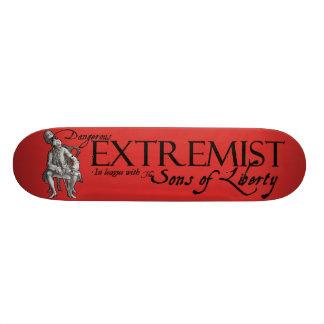 Dangerous Extremist skateboard