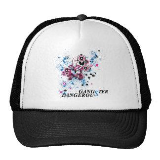 Dangerous Gangster Trucker Hat