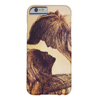 Dangerous kiss? barely there iPhone 6 case