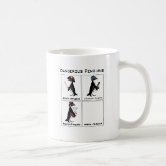dangerous penguins mugs