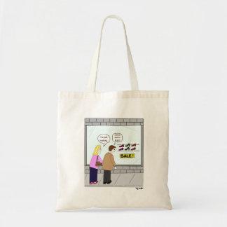 Dangerous Shopping Bag