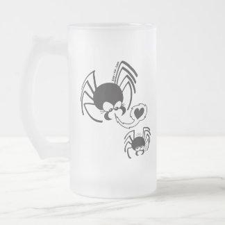 Dangerous Spider Love Mugs