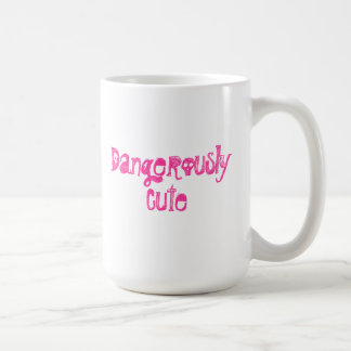 Dangerously Cute Skull Mug