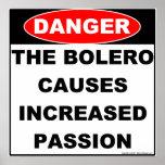 Dangers of Bolero Poster