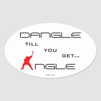 DANGLE OVAL STICKERS