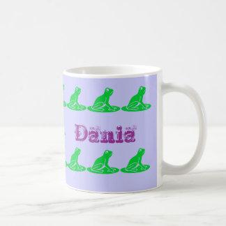 Dania Basic White Mug