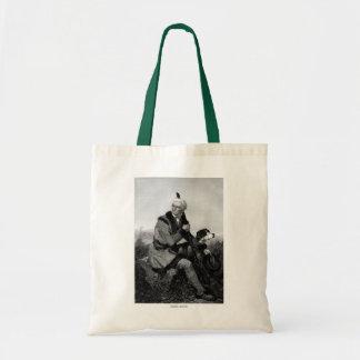 Daniel Boone Tote Bag