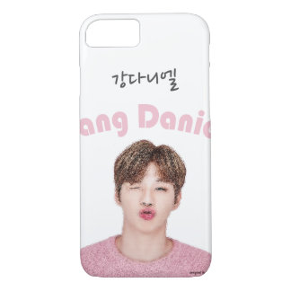 DANIEL chu face portrait phonecase for iphone7,8 iPhone 8/7 Case