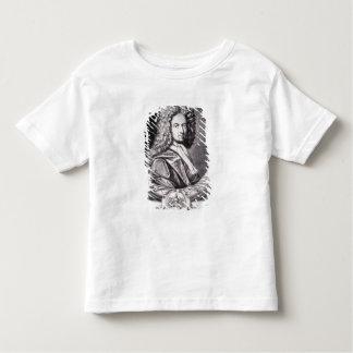Daniel Defoe, engraved by Michael Van der Gucht Tee Shirt