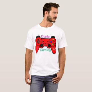 Daniel gaming t shirt mens