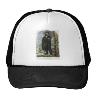 Daniel O'Connell The Champion of Liberty by Hoffy Mesh Hats