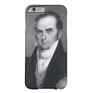 Daniel Webster (1782-1852) (engraving) Barely There iPhone 6 Case