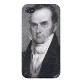 Daniel Webster (1782-1852) (engraving) iPhone 4/4S Cover