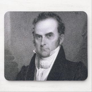 Daniel Webster (1782-1852) (engraving) Mouse Mat