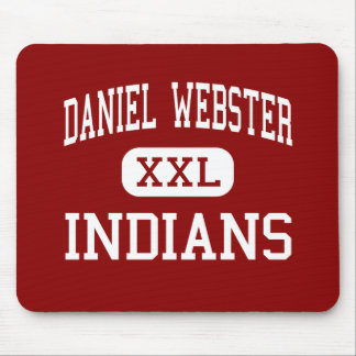 Daniel Webster - Indians - High - Stockton Mouse Pad