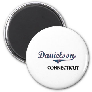 Danielson Connecticut City Classic Fridge Magnets