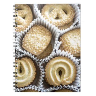 Danish Butter Cookies Notebook