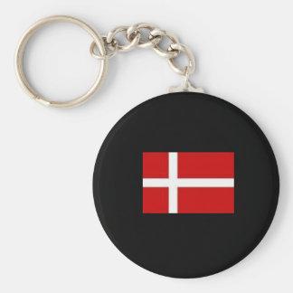 Danish Chain Key Ring