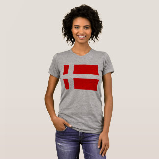 Danish Flag T-shirt