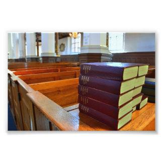 Danish Hymn Books Photo