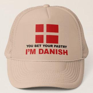Danish Pastry Trucker Hat