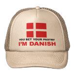 Danish Pastry Trucker Hats