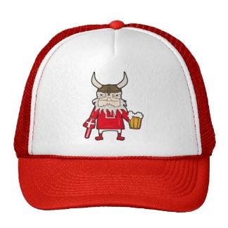 Danish Viking Fan Cap