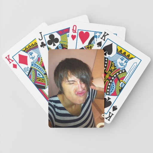 Danisnotonfire cards playing cards