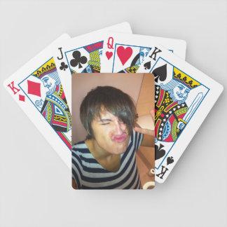 Danisnotonfire cards poker deck