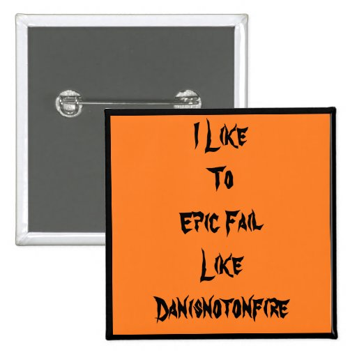 Danisnotonfire Fan Button