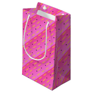 dank slogan gift wrapping small gift bag
