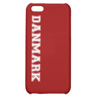 DANMARK, Danmark iPhone Case iPhone 5C Cover