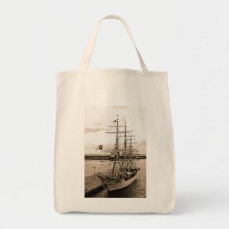 Danmark Grocery Tote Bag