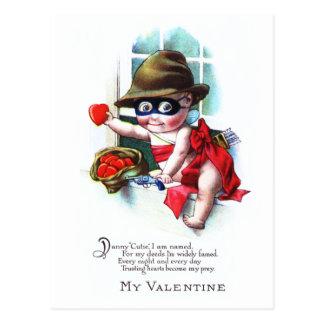 Danny Cutie Postcard