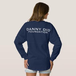 Danny Did Spirit Jersey - Navy