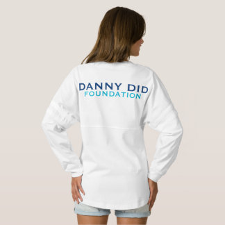 Danny Did Spirit Jersey - White