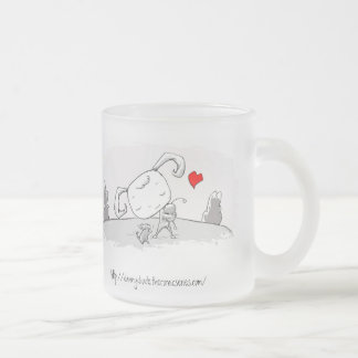 Danny Diode Frosted Mug
