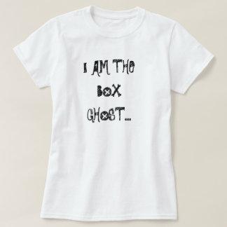Danny Phantom Box Ghost T-shirt
