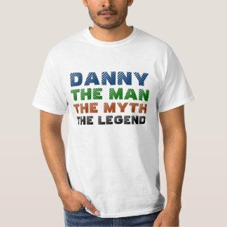 Danny the legend tshirts